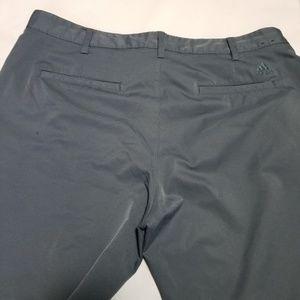 adidas Pants - Adidas Gray Straight Leg Pants
